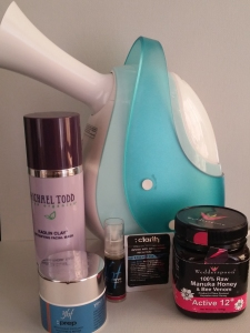 Weekly Skincare Routine